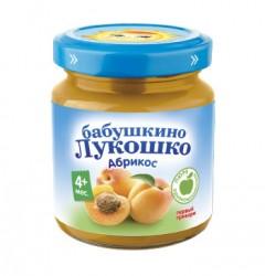 Пюре из абрикосов с сахаром