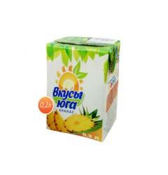 Напиток ананасовый