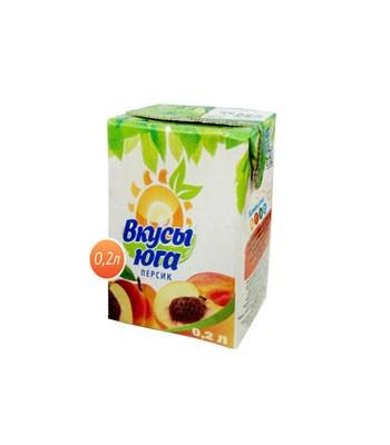 Напиток персиковый